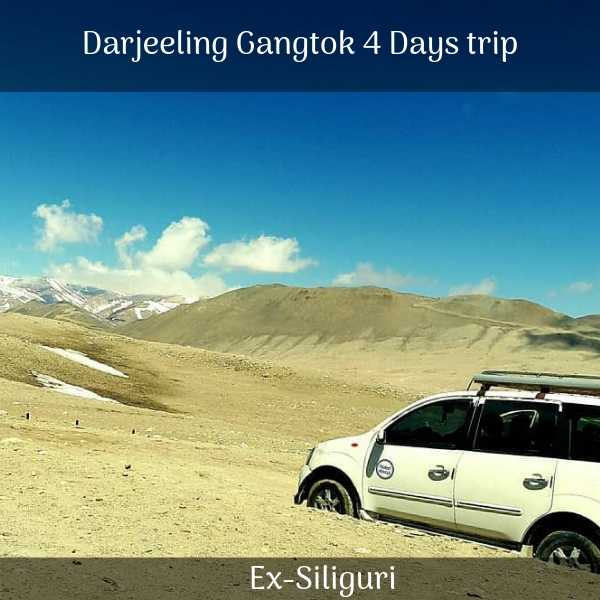 Darjeeling Gangtok trip