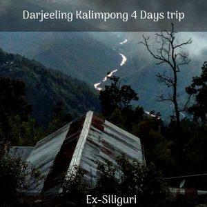 Darjeeling Kalimpong trip