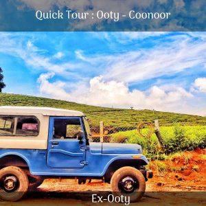 trip to coonoor