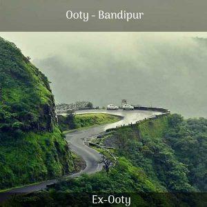 Ooty Bandipur
