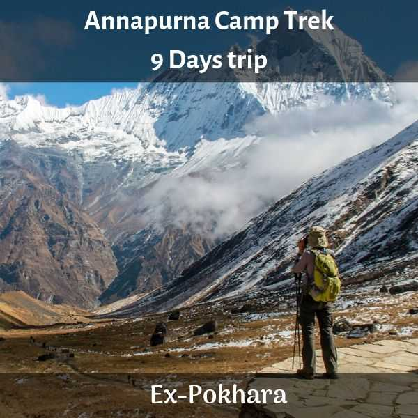 Annapurna Camp Trek