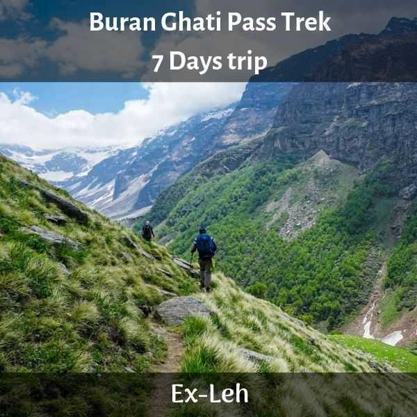 Buran Ghati Pass Trek