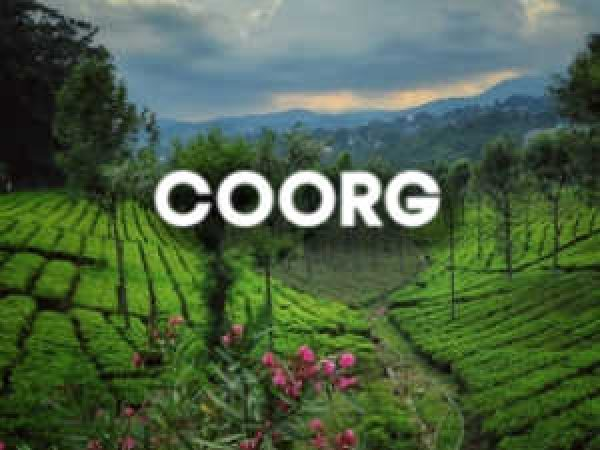 Coorg Trip