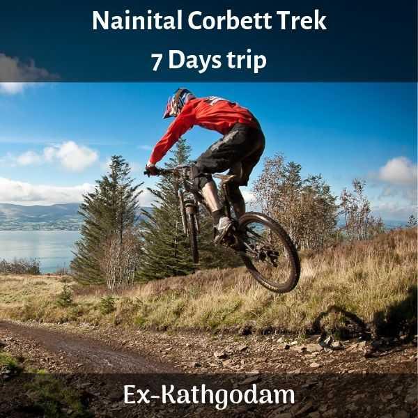 Nainital Corbett trek