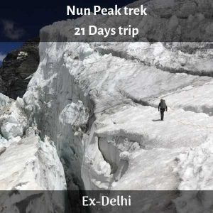 Nun Peak trek