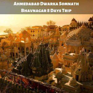 Dwarka Somnath Bhavnagar