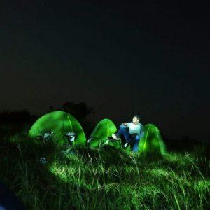 Ananthagiri hills camping