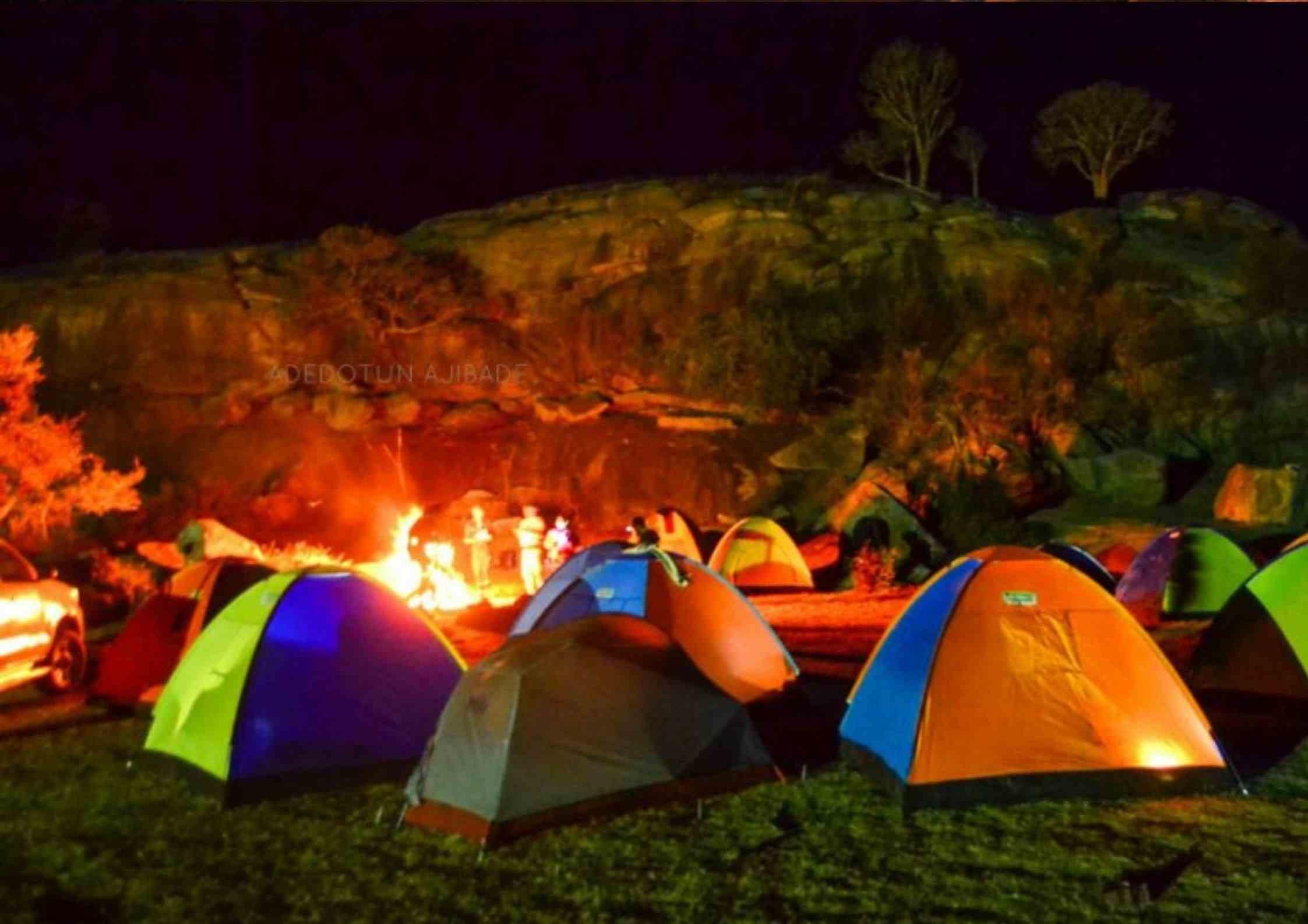 camping near bangalore