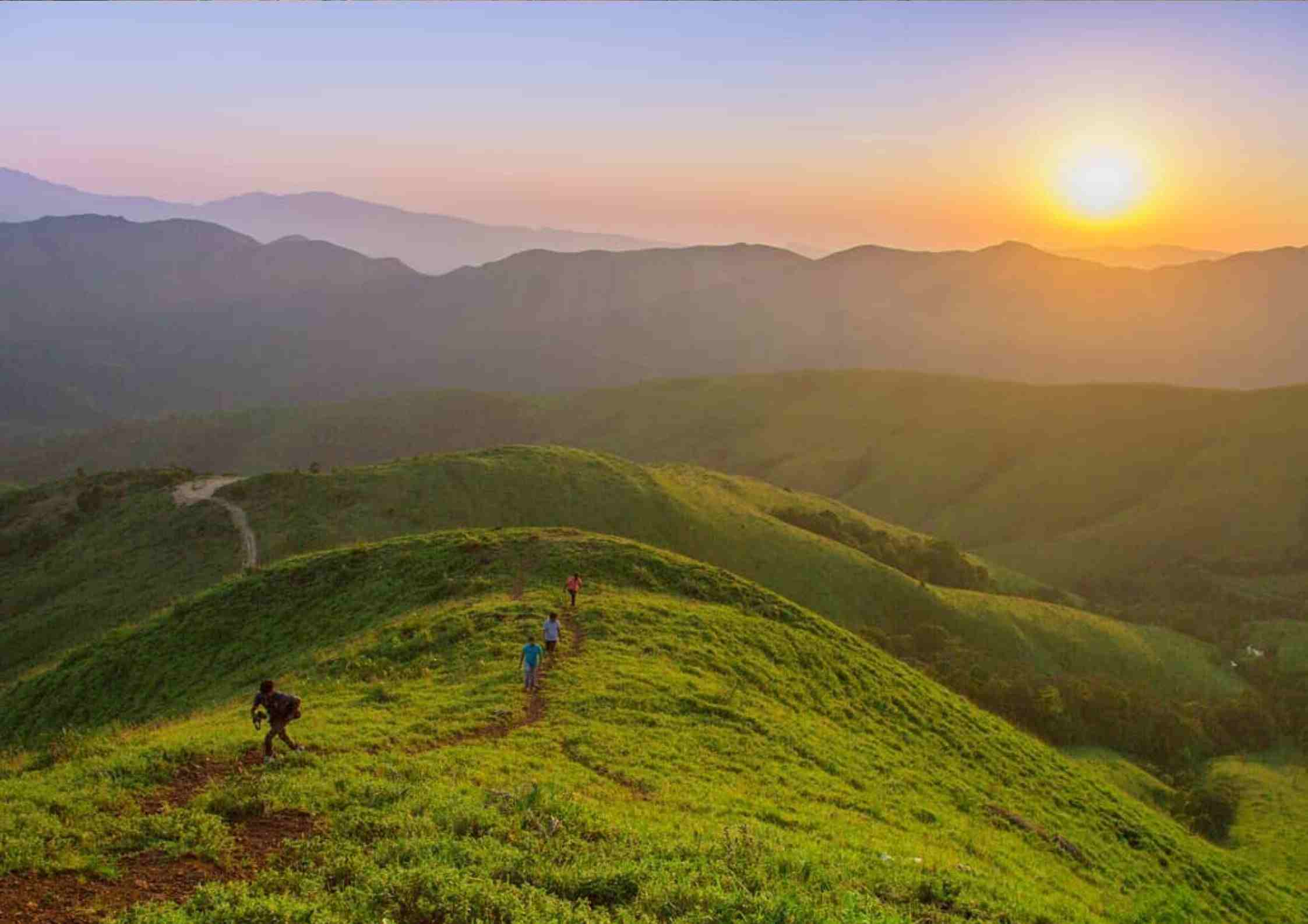 Coffee Land Of Karnataka, hill stations in south india