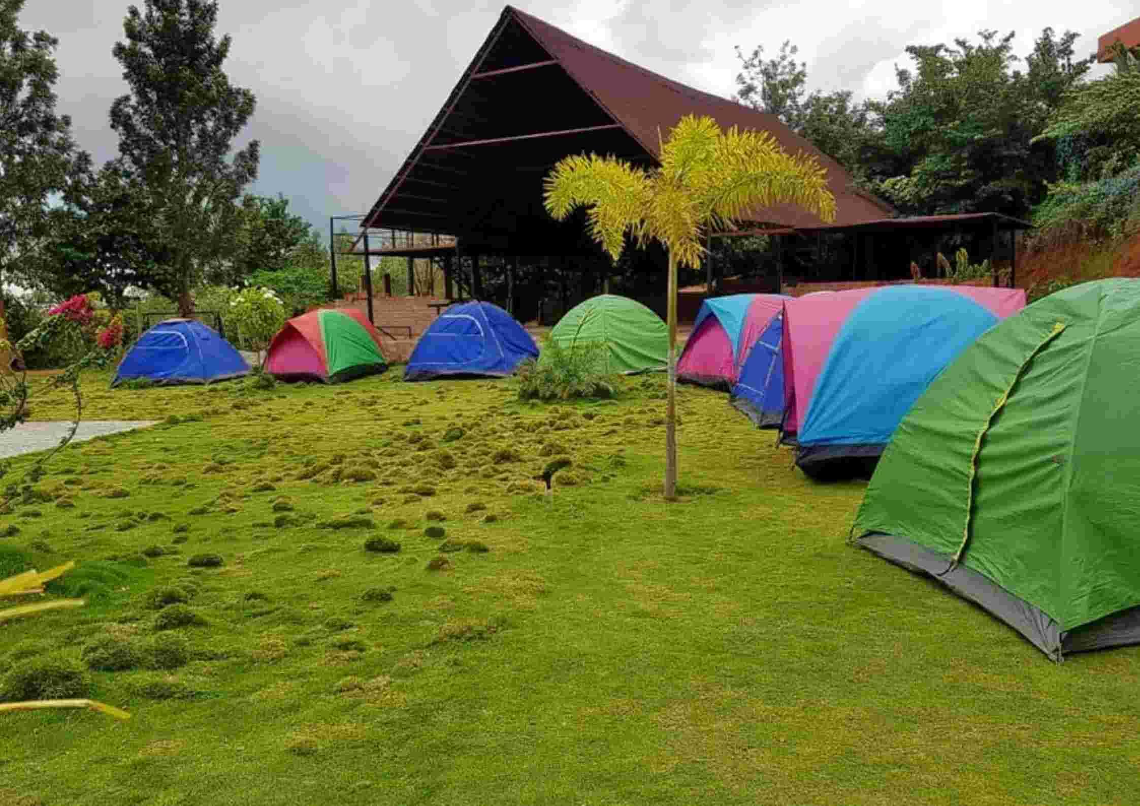 Nandi Hills Drive In Camp, camping near bangalore