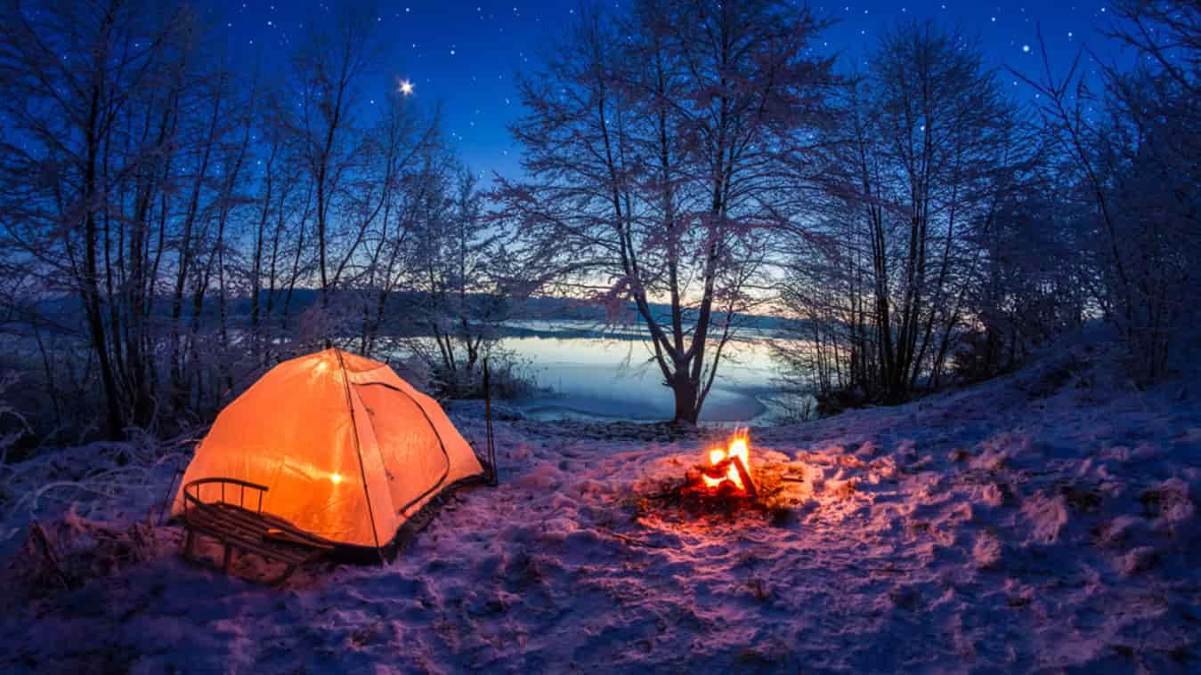 Night Camping Near Bangalore