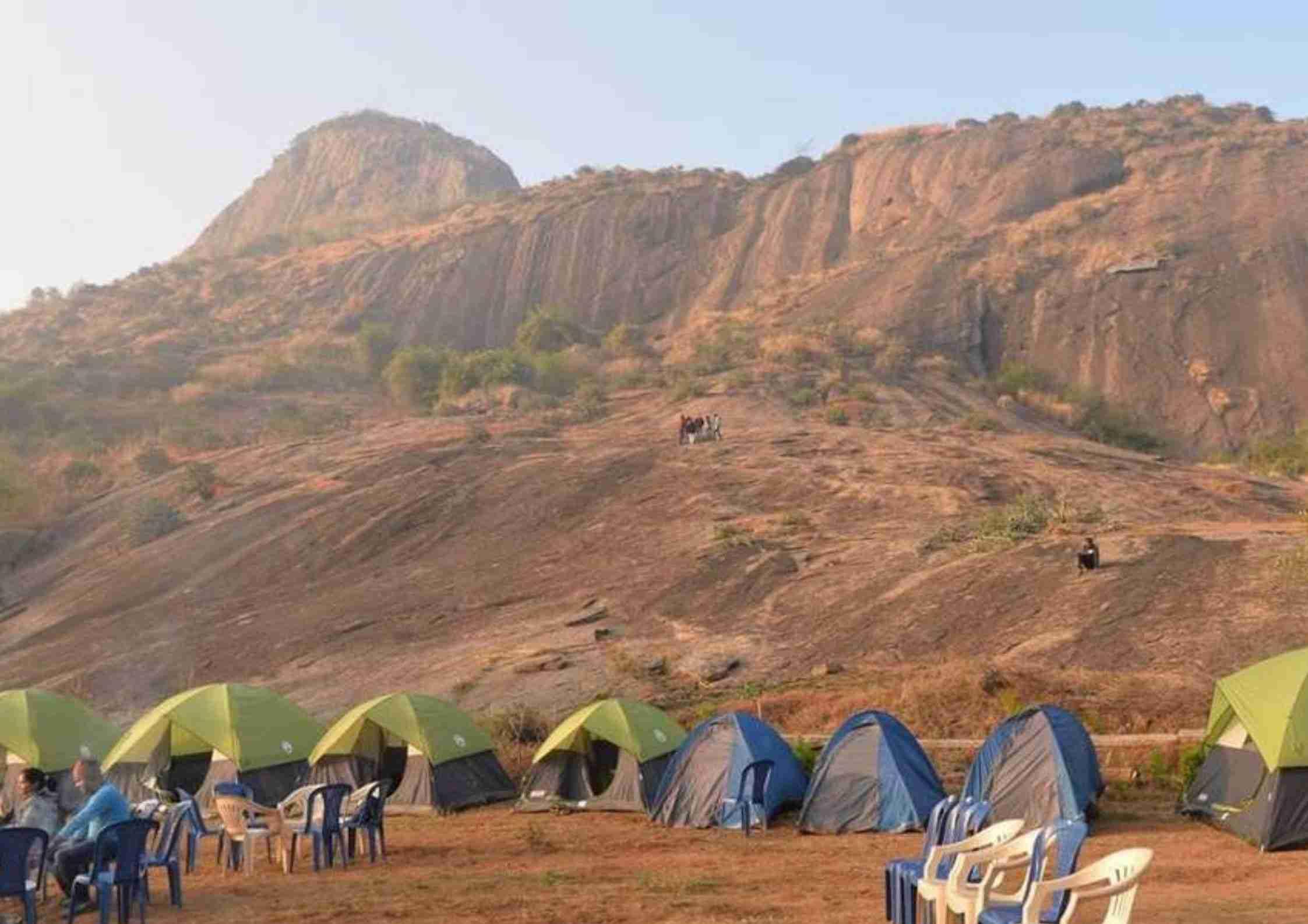 Ramanagara, camping near bangalore